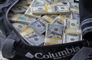 DR.Lubaale Money Magic Bag full of money.