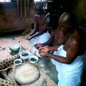 How to do ritual procedures?