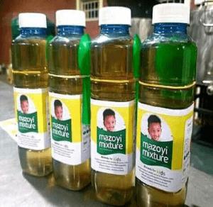 Dr Moosa herbal medicine mix